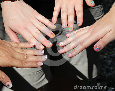 Colors for nails