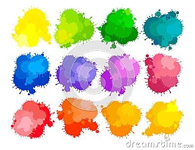 Colors of paints