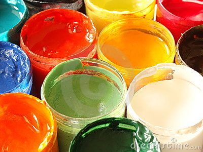 Colors of paints