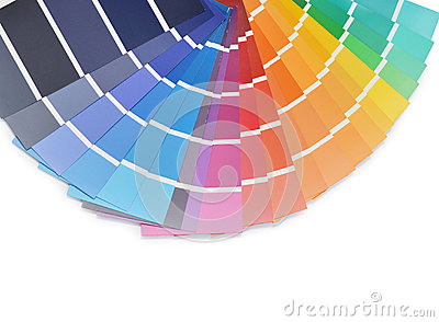 Colors palette