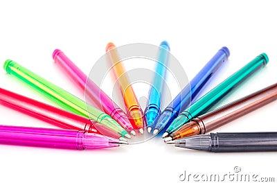 Colors pens