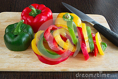 Colors pepper