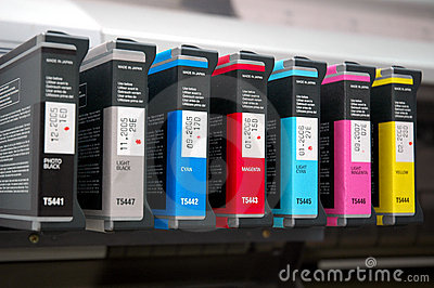 Colors for printing