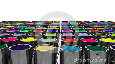 Colors varied