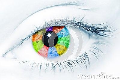Colors vision