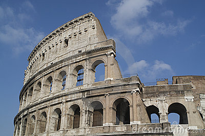 Coloseum Front View