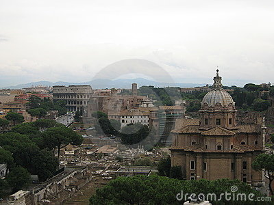 Colosseo View - Rome