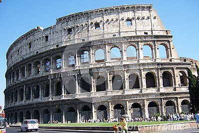 Colosseum Editorial Stock Image