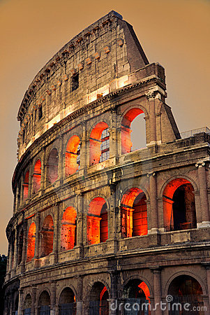 Free Colosseum Royalty Free Stock Images - 6338729