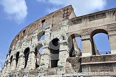 Colosseum arc