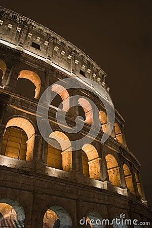 Colosseum bis zum Night