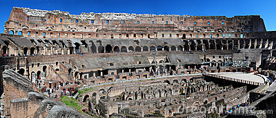 Colosseum / Colosseo in Rome