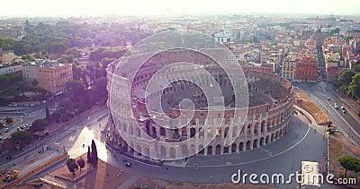 Colosseum em Roma