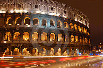 Colosseum-Night