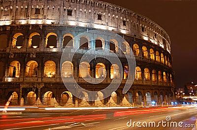 Colosseum-Night