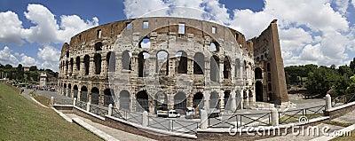 Colosseum, panorama