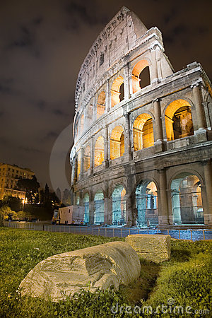 Free Colosseum Rome Royalty Free Stock Images - 4632889