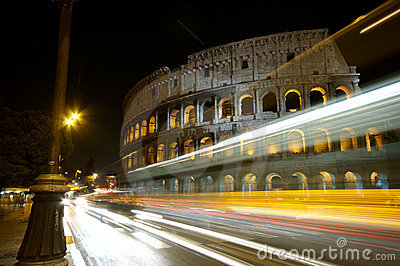 Colosseum Rome Stock Photo - Image: 4980770