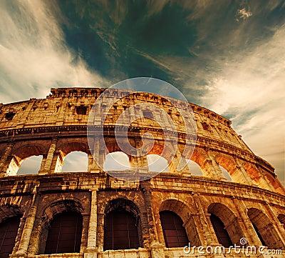Colosseum (Rome, Italië)