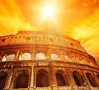 Free Colosseum (Rome, Italy) Stock Images - 12741854