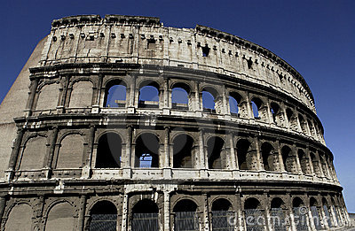 Colosseum - Rome - Italy