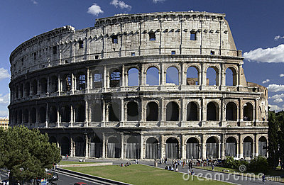Colosseum - Rome - Italy Editorial Photography