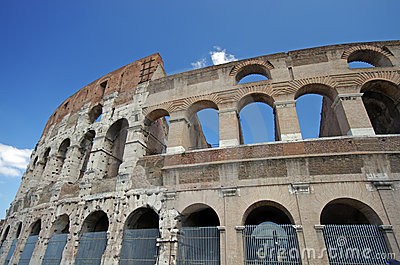 Colosseumdetaljer
