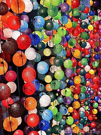 Colouful Decorative Lights