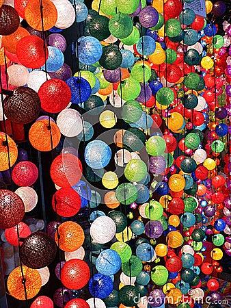 Colouful Decorative Lights