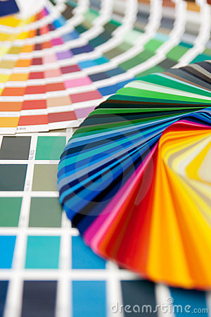 Free Colour Card RAL Royalty Free Stock Image - 20748766