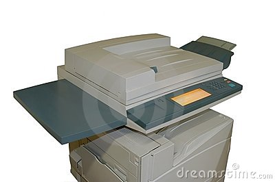 Colour copier