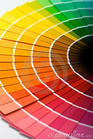 Free Colour Fan Stock Images - 17324124
