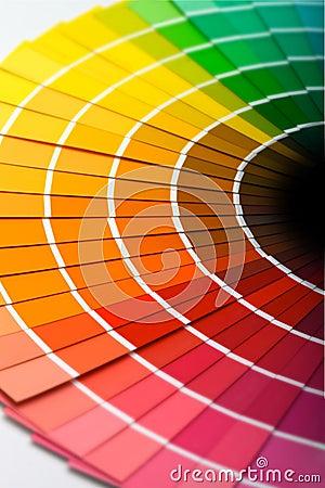 Free Colour Fan Stock Images - 17324124