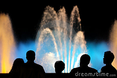 Colour Fountains