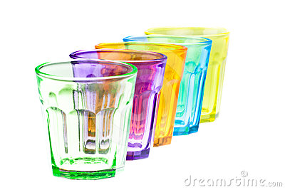 Colour glasses