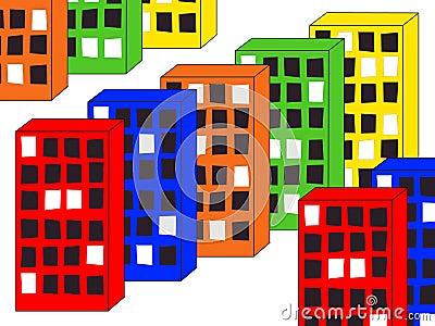 Colour homes