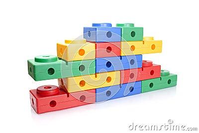 Colour kids constructor