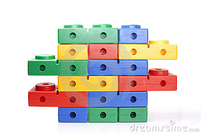Colour kids constructor