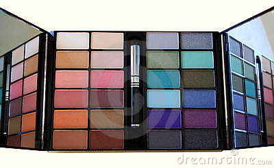 Colour Makeup Palette