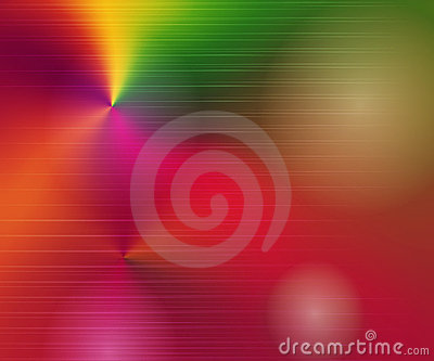 Colour my world Stock Photo