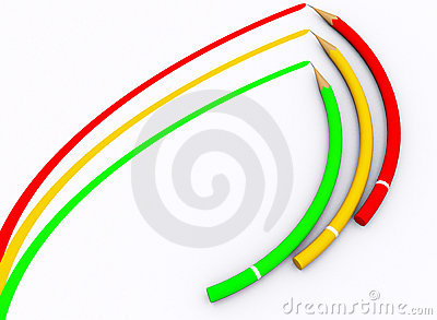 Colour Pencil Stock Photo - Image: 11271060