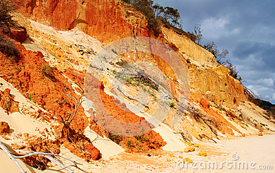 Coloured Sands Queensland