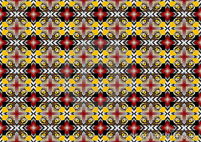 Colourful background mosaic .Wallpaper.Background.