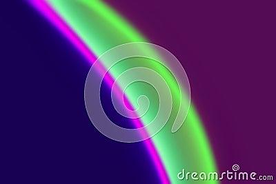 Colourful blur