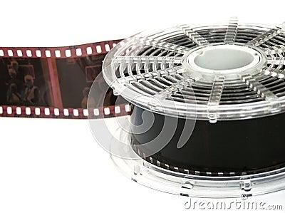 Colourful film