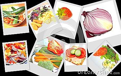 Colourful food ideas
