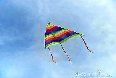 Colourful Kite 1