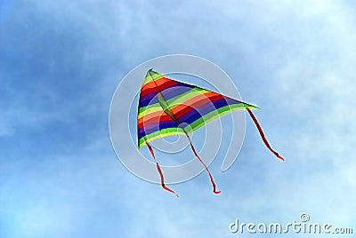 Colourful Kite 1