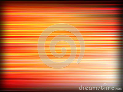Colourful Orange background