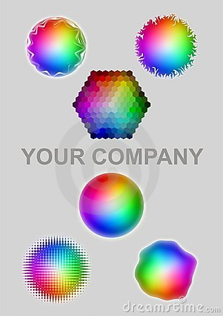 Free Colourful Rolls Royalty Free Stock Photos - 7507538